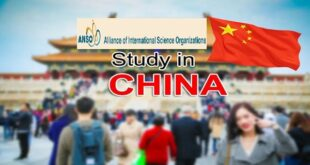 ANSO Scholarship for Young Talents to Study in China