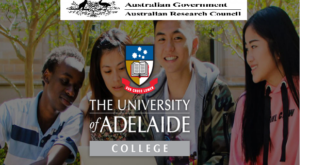 Adelaide Australian Research 2021
