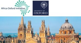 AfOx: Oxford-Reuben Graduate Scholarships 2021/2021 for Africans (fully funded)