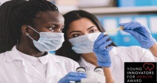 Africa Young Innovators for Health Award 2021