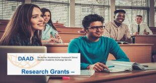 DAAD One-Year Research Grants 2021 for Doctoral Students in Germany