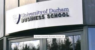 Durham University 2021