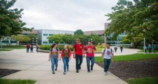 Gorilla International Scholarship at Pittsburg State University, USA