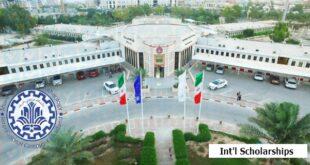 Sharif University of Technology Scholarships *for International Students