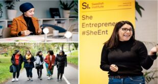 She Entrepreneurs Leadership Programme 2021 at Swedish Institute