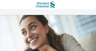 Standard Chartered Bank Internship Programme 2021