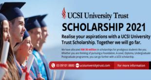 UCSI University Trust 2021
