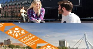 University of Amsterdam Orange Tulip Scholarship for Africans