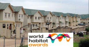 World Habitat Award 2021