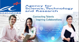 A*STAR National Science Scholarship (BS) for Undergraduate Students in Singapore