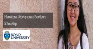 Bond University International Undergraduate Excellence Scholarship 2021 to Study in Australia