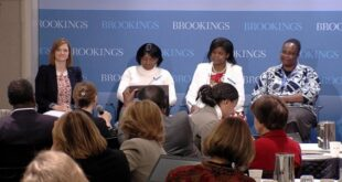 Brookings Institution – Echidna Global Scholars Program 2021 (Fully-Funded to USA)