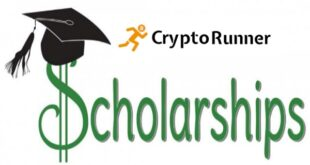 CryptoRunner Scholarships 2021 for University and College Students