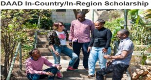 DAAD In-Country/In-Region Scholarships in Southern Africa