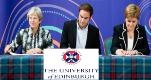 University of Edinburgh Doctoral College and Business School Scholarships 2021