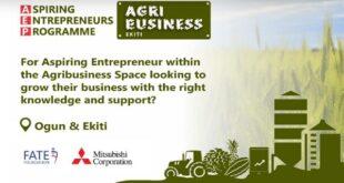FATE Foundation/Mitsubishi Aspiring Entrepreneurs Programme