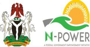 FG N-Power Recruitment Portal 2021