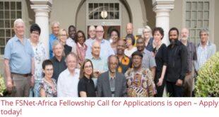 FSNet-Africa Fellowship 2021