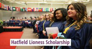 Hatfield Lioness Scholarships 2021