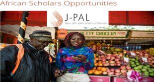 J-PAL DigiFI African Scholars Opportunities