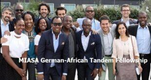 MIASA German-African Tandem Fellowship