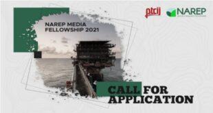 NAREP Oil and Gas Media Fellowship 2021
