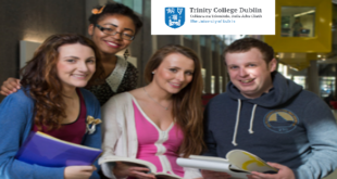 Government of Ireland Scholarships at Trinity College Dublin (Fully-Funded)