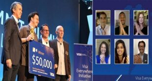 Visa Everywhere Initiative Global Competition for Startups