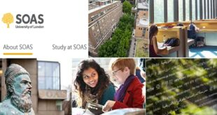 Anthony Dicks Memorial Scholarship 2021 at SOAS University of London, UK