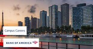 Bank of America Investment Banking Winter Internship Program (Europe, Middle East & Africa)