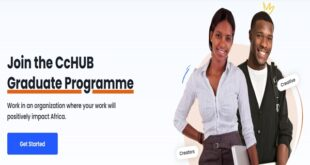 Co-Creation HUB Graduate Trainee Programme