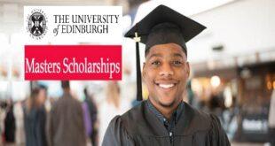 Desmond Tutu/Church of Scotland Masters Scholarships 2021/22 for Study in UK