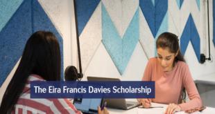 Eira Francis Davies Scholarship at Swansea University