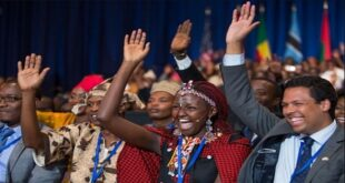 European Union Young African Leaders Programme 2021