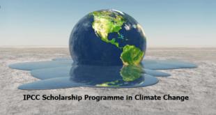IPCC Scholarship Programme