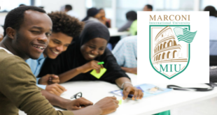 Marconi International University African, Asian, and Middle East Undergraduate and Graduate Scholarship 2021