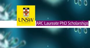 UNSW ARC Laureate PhD Scholarships in Regulation of the Data Revolution
