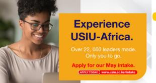 USIU-Africa Mastercard Foundation Scholarship