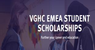 VGHC EMEA Student Scholarships