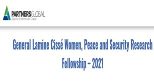 Women Peace and Security Research Fellowship