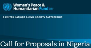 Women's Peace and Humanitarian Fund