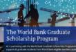 World Bank Graduate Scholarship Program at Penn State