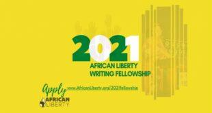 African Liberty Writing Fellowship