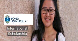 Australia Bond University International Undergraduate Excellence Scholarships 2021/2022