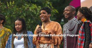 BeyGOOD Global Citizen Fellowship