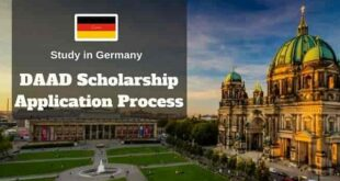 DAAD Study Scholarships in the Field of Architecture 2021/2022