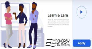 Energy Talent Graduate Engineer Trainee Program for Nigerian Graduates, 2021