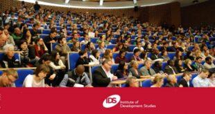 Institute of Development Studies Graduate Scholarships