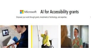 Microsoft AI for Accessibility Grants