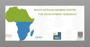 SA-GER CDR Postgraduate Scholarships and Internships for Africans (Fully-Funded)